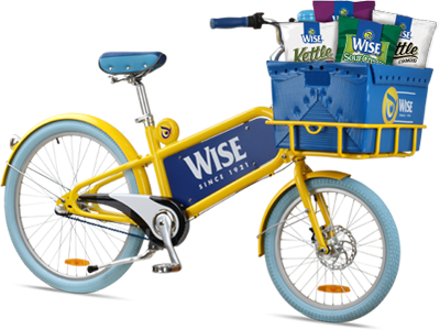 Wise Snag a Snack, Build a Bike Sweepstakes! Enter Daily...